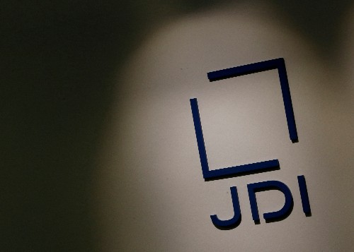 Japan Display shares fall as delaying capital injection agreement