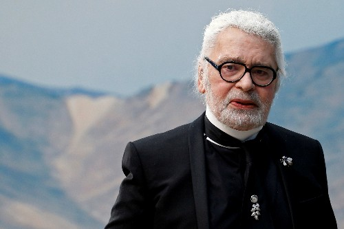 Karl Lagerfeld: fashion's prolific commander-in-chief