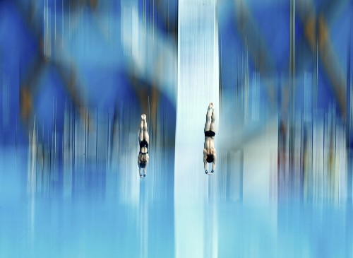 World Diving Championships in Pictures