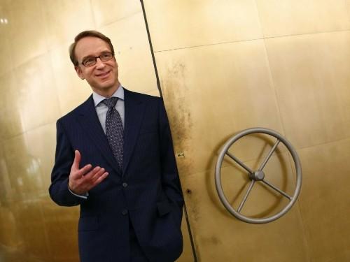 German Bundesbank President Goes Against Europe's Plans To Stimulate Its Floundering Economy