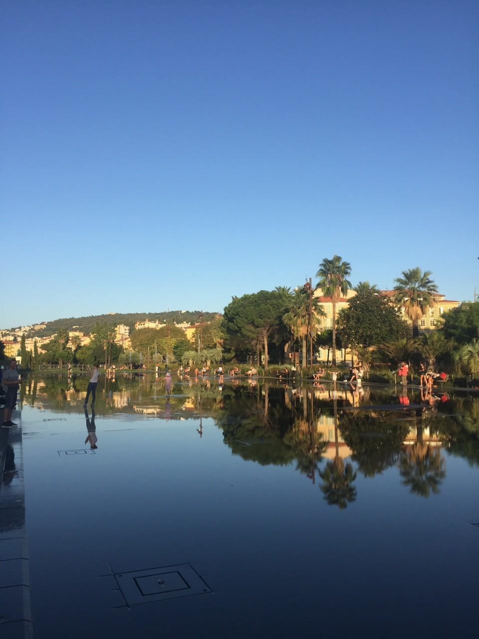 Retour sur Nice.