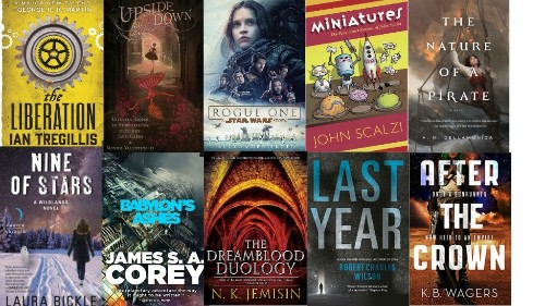 13 science fiction and fantasy books you can't afford to miss this December