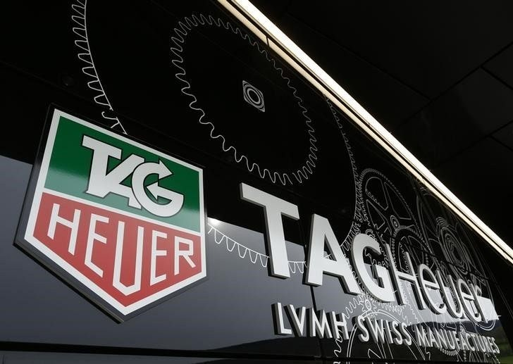 LVMH's TAG Heuer Has Plans for Smartwatch