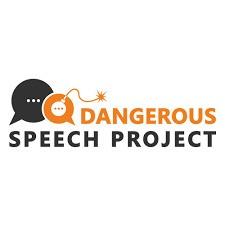 Dangerous speech projects 💣 - cover