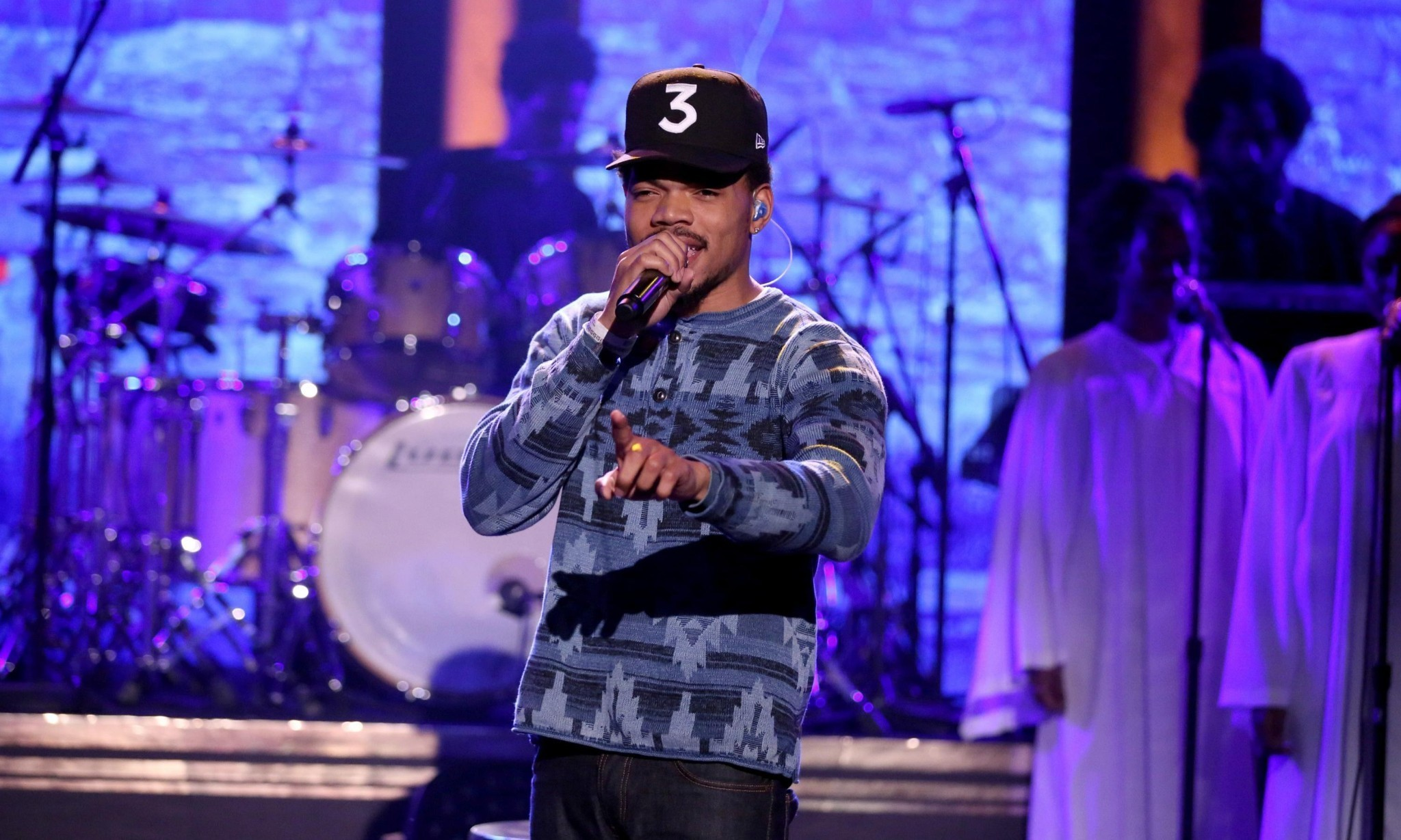 Chance The Rapper is the world's first truly independent artist