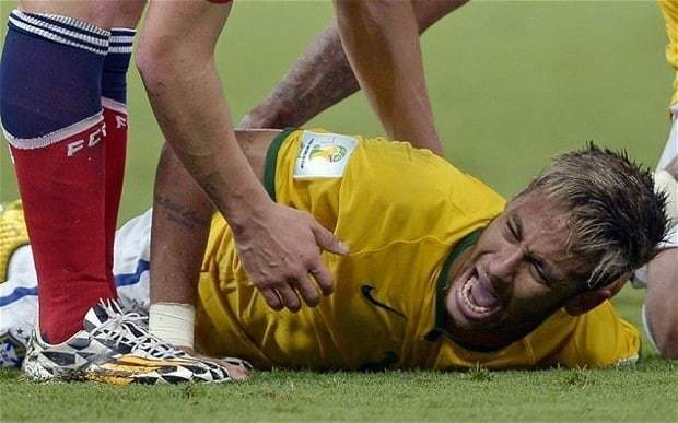 Neymar could still play in World Cup for Brazil according to medical analysis by specialist Michael Davison
