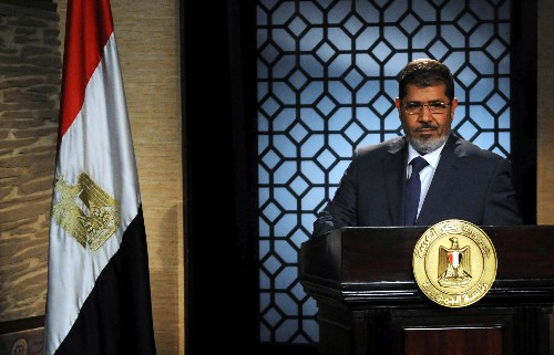 Egyptian ex-president Mursi buried in Cairo as Islamists mourn