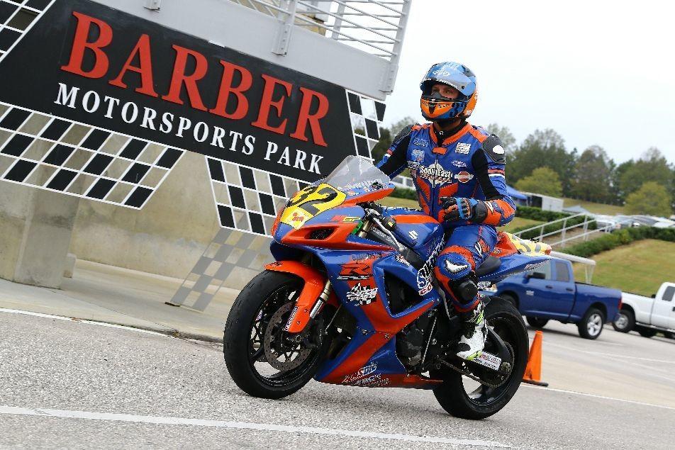 Racing - Magazine cover