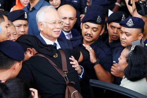 Former Malaysian PM Najib, 1MDB ex-CEO face fresh corruption charges