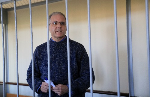Ex-U.S. Marine held by Russia in spy case says prison authorities hurt him - Ifax