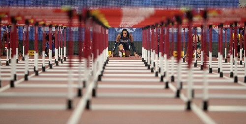 Top Pictures from the World Athletics Championships