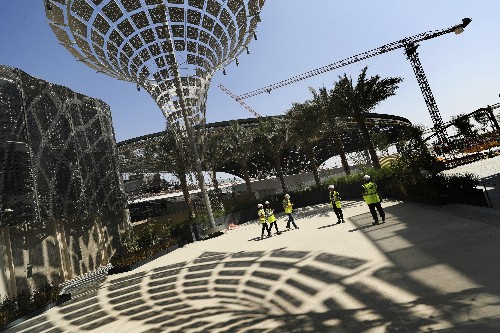 Dubai bets billions that Expo 2020 won't be a desert mirage
