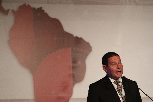 Brazil's vice president to visit China, top trading partner, next month