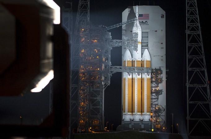 NASA delays Orion 'Mars capsule' launch