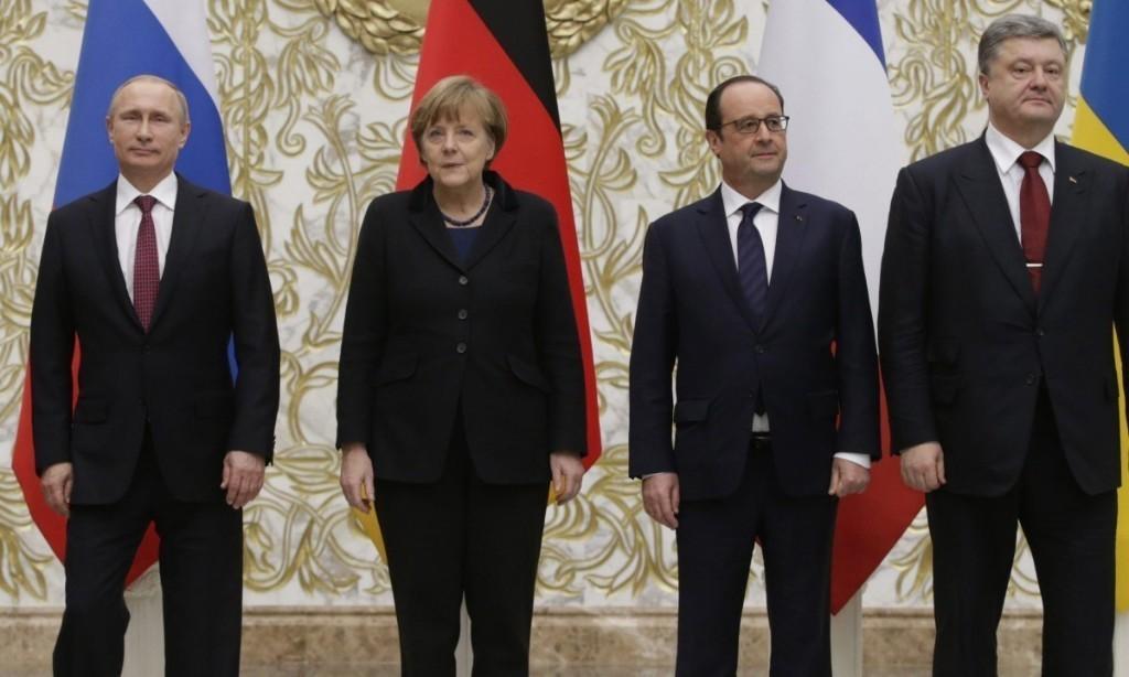 Ukraine ceasefire: European leaders sceptical peace plan will work