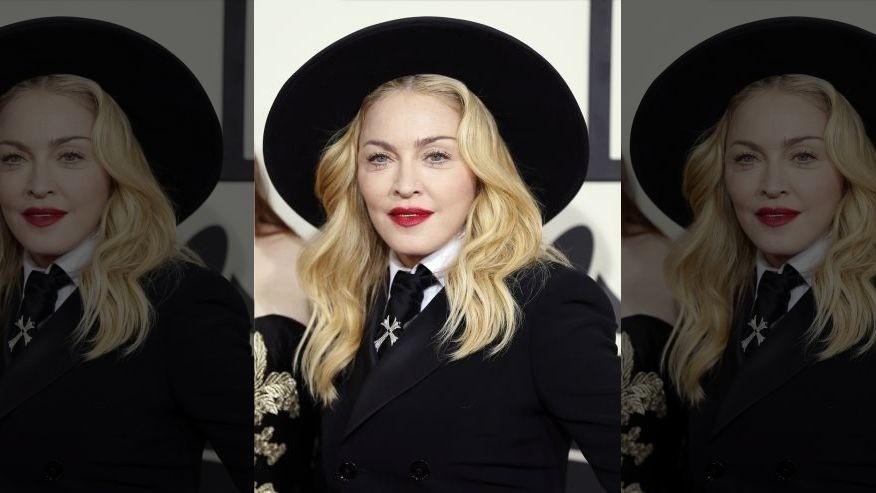 Madonna accused of using Charlie Hebdo massacre to promote album