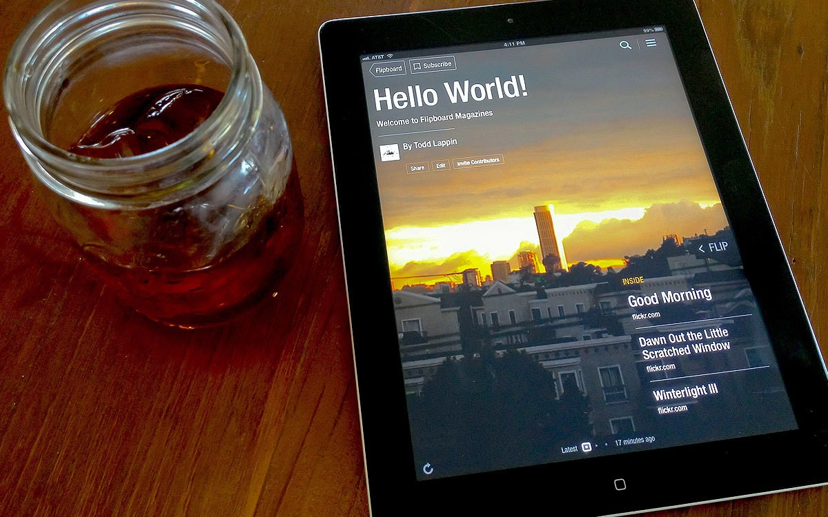 Introducing the Flipboard Magazines Blog