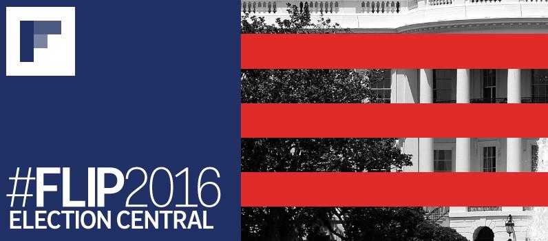 2016 politics - Magazine cover