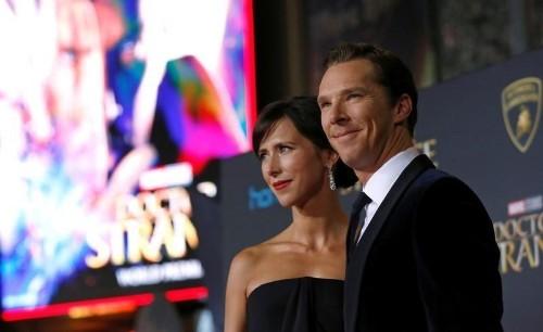 Cumberbatch joins Marvel universe in 'Doctor Strange'