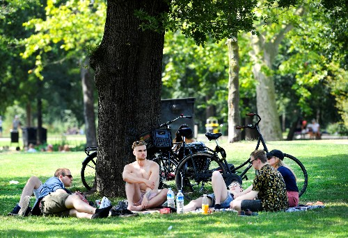 Heatwave caused nearly 400 more deaths in Netherlands: stats agency