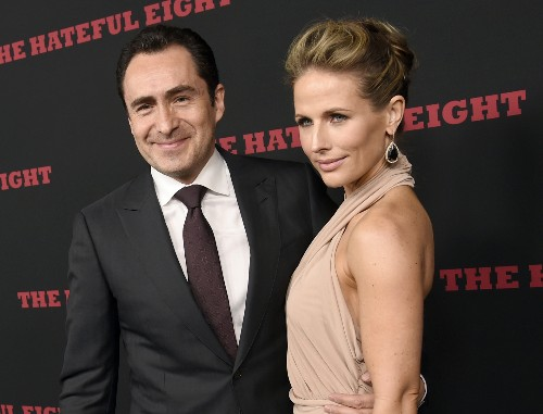 Demian Bichir announces the passing of wife Stefanie Sherk