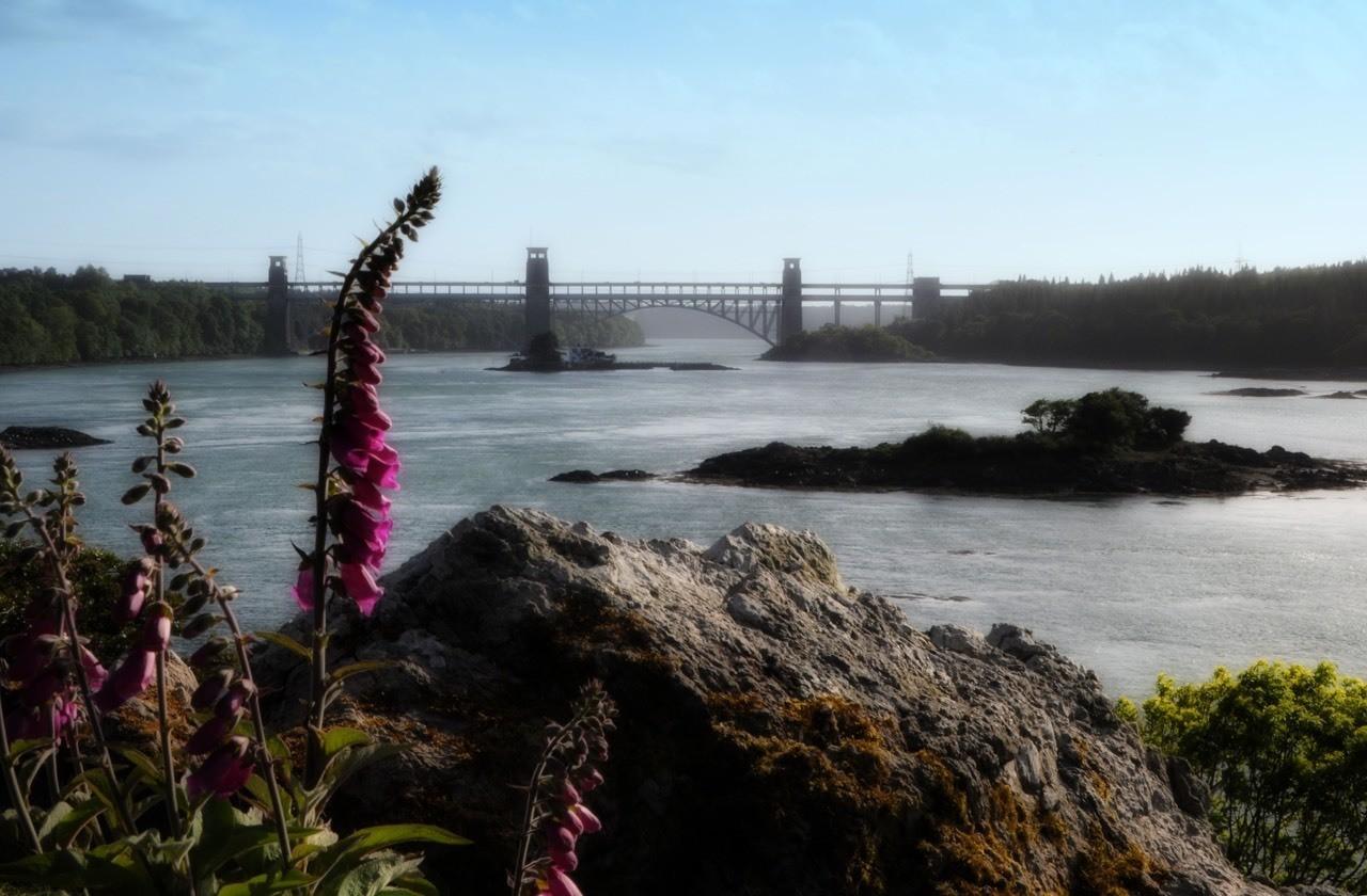 Britannia Bridge Anglesey - Robert Stephenson Eng