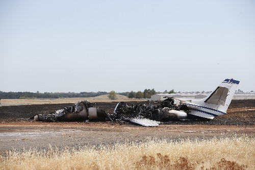 Atlanta-based company execs survived California plane crash