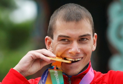 Russian race walker Bakulin gets eight-year ban for doping