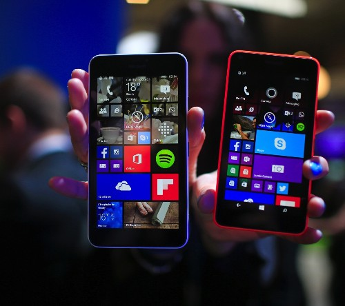 Hot New Tech Stuff from MWC