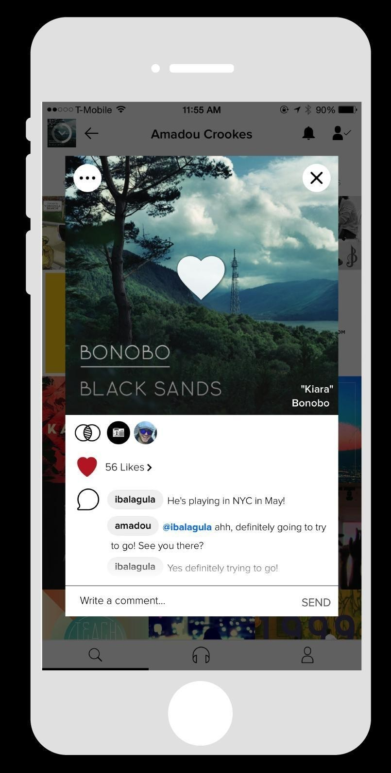 What Would Instagram for Music Look Like?