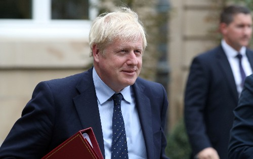UK court will not rule on Monday morning on PM Johnson's suspension of parliament