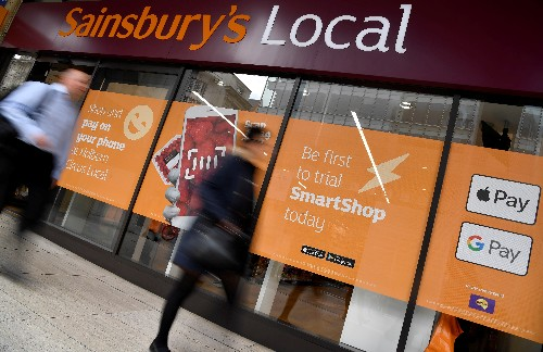 Britain's Sainsbury's underperforms rivals again in latest data - Kantar