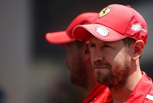 Motor racing: Vettel still has what it takes at Ferrari, says Webber