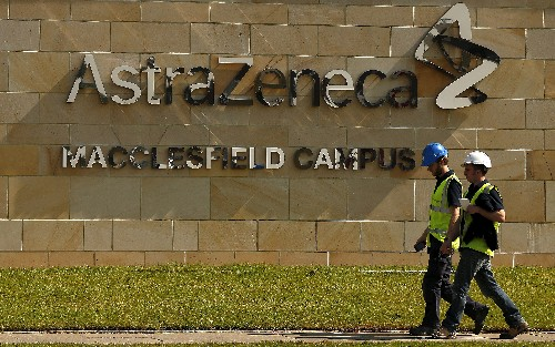 AstraZeneca's blood cancer drug meets main goal in late-stage trial