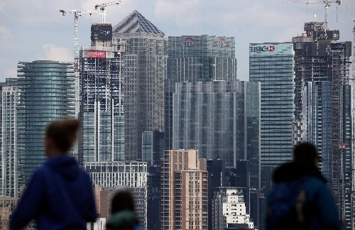 British ministers forecast thriving City of London in post-Brexit world