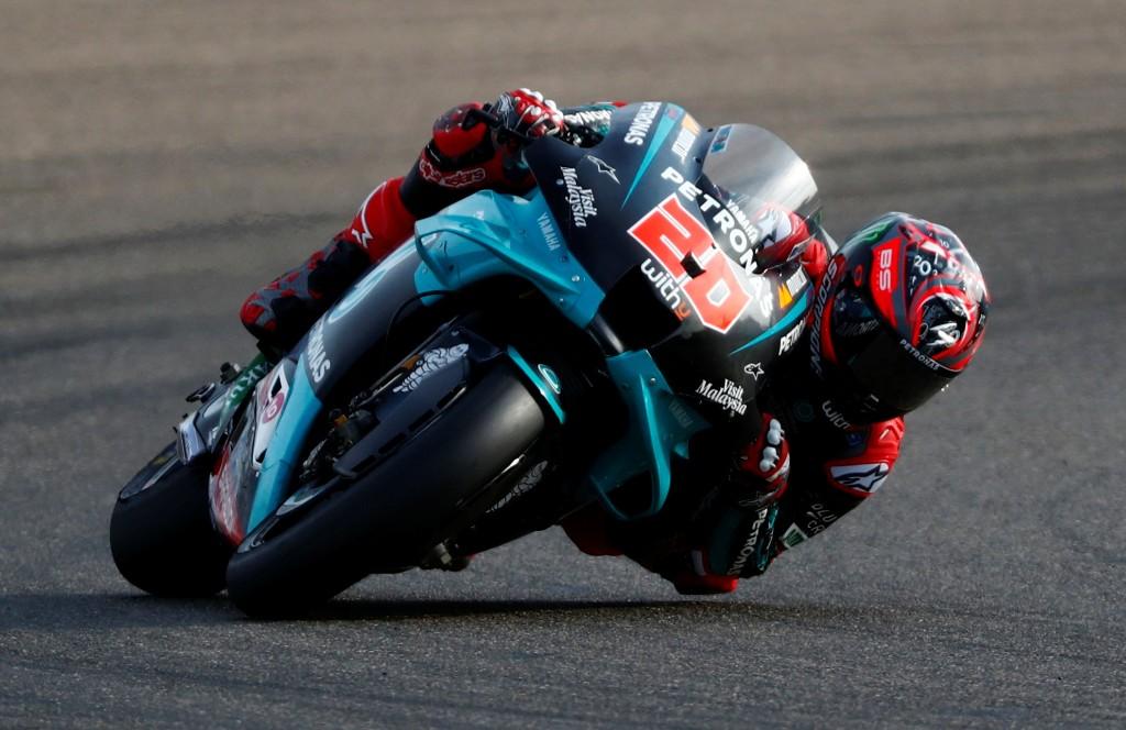 GP de Teruel : nouvelle mauvaise opération pour Fabio Quartararo