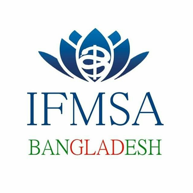 IFMSA Bangladesh - Magazine cover