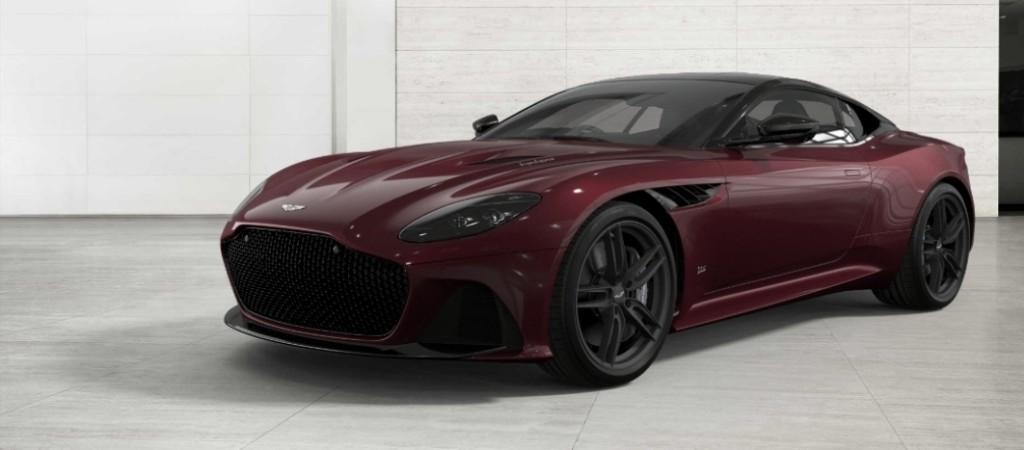 Aston Martin Charlotte - Magazine cover