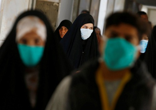 Fear of coronavirus pandemic grows but China eases curbs as new infections fall