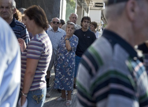 Greece on Brink of Financial Collapse