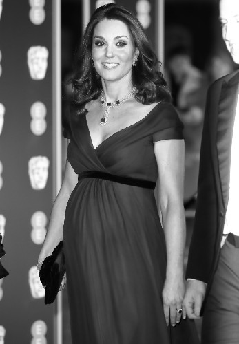 Royalty and Movie Stars attend BAFTA: Pictures