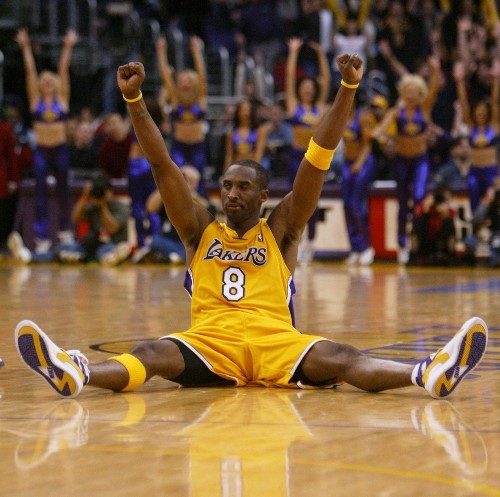 Farewell to Kobe Bryant in Pictures