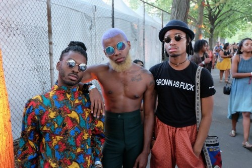 The Evolution Of Afropunk