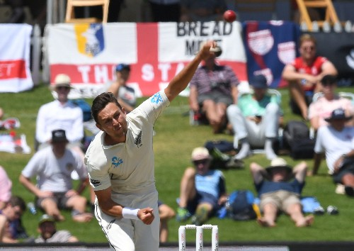 Cricket: New Zealand spearhead Boult a doubt for first test