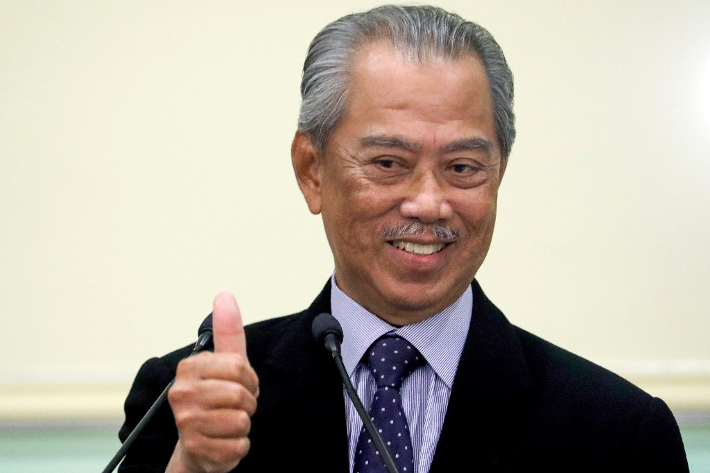 Malaysia's ruling coalition wins first electoral test in boost for PM Muhyiddin