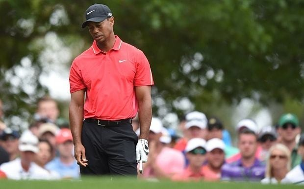 Tiger Woods admits he has not slept since splitting up with girlfriend Lindsey Vonn