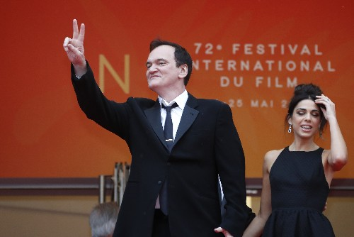 Tarantino puts in early red carpet turn at Cannes Film Festival