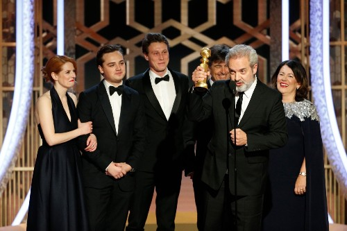 Golden Globes Top Moments: Pictures
