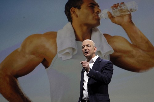 Amazon keeps reminding us that it's the most dangerous company in tech