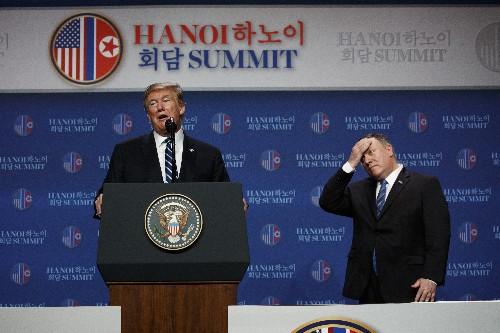 US, North Korea offer dueling accounts of talks breakdown
